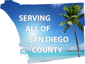 Serving all of San Diego County