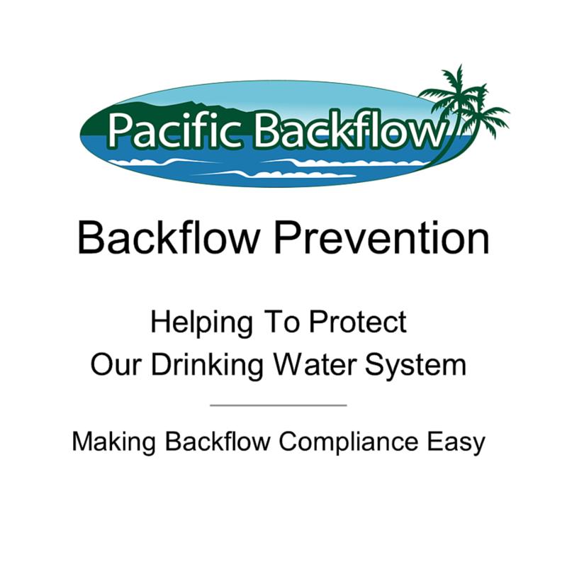 Pacific Backflow Co Backflow Test Repair Installation